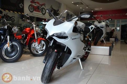 Ducati 899 Panigale: Dang cap la vinh cuu