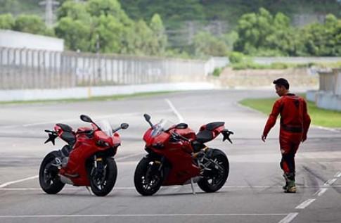 Ducati 899 Panigale sẽ được bán với giá 577 triệu đồng tại Việt Nam