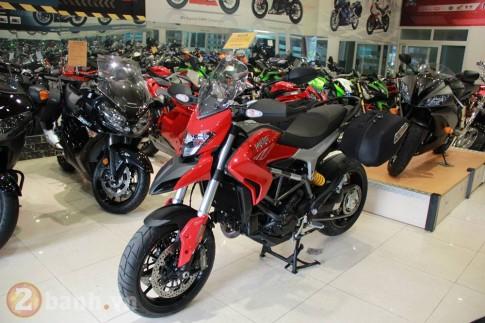 Ducati Hyperstrada: xe dia hinh – duong truong cho dan me 2banh
