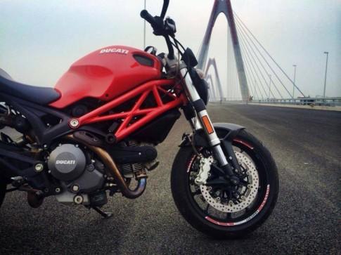 Ducati Monster 796 ABS nhập Ý, HQCN (không phải hàng Thái Lan)
