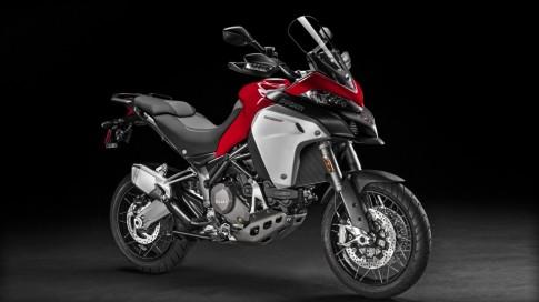 Ducati Multistrada 1200 Enduro 2016 phiên bản Off-road hoàn hảo