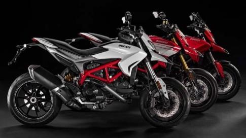 Ducati ra mat bo 3 Hypermotard 939, Hypermotard SP 939 va Hyperstrada 939