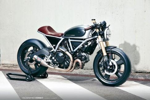 Ducati Scrambler do Cafe Racer cuc dang cap