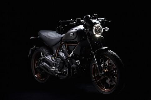 Ducati Scrambler Italia Independent khong chi la chiec xe ma con la mot tuyet tac