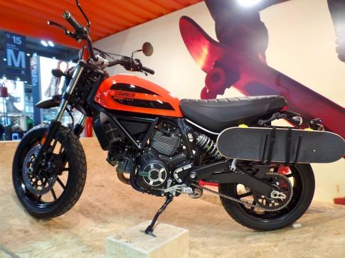 Ducati Scrambler Sixty2 chính thức ra mắt với giá gần 170 triệu đồng