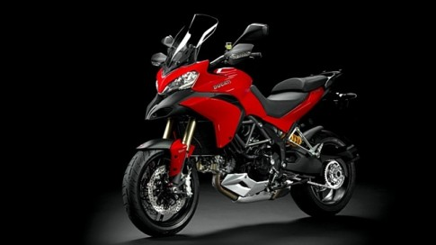 Ducati tang doanh thu tai Anh nho Panigale, Monster va Multistrada