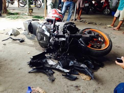 Duong sa Viet Nam khong phu hop cho xe mo to phan khoi lon