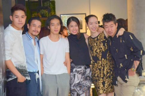 Elle Xuan He 2015 khong su dung 'chieu tro'