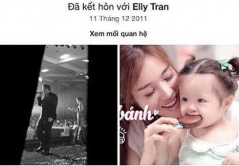 "Elly Tran buc tuc vi thong tin lo ""bo cua be Cadie"""