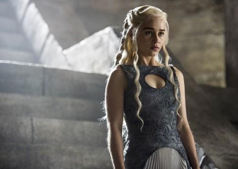 Emilia Clarke, tu dien vien vo danh thanh qua bom sex bac ty cua Game of Thrones