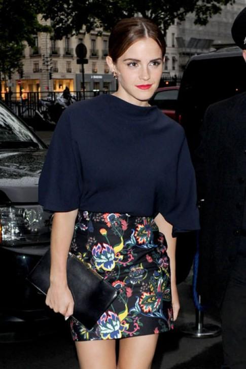 Emma Watson, Kristen Stewart mac dep nhat tuan