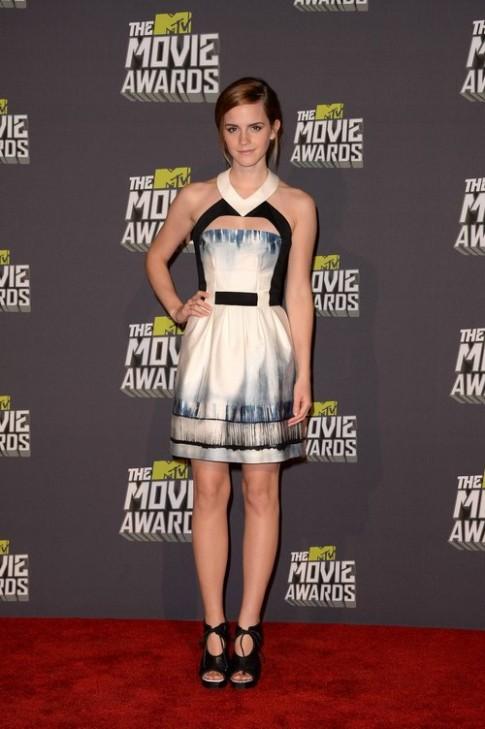 Emma Watson - 'nu hoang' vay ngan