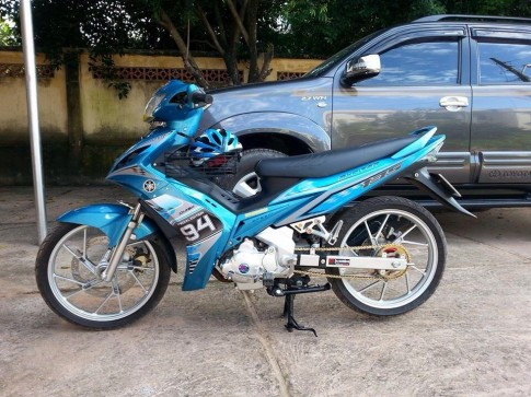 Ex 2006 do voi may thai sieu ben bi cua hang Yamaha