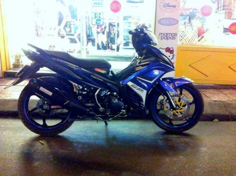 Ex Full 150 Vision bài baotai bikervietnam