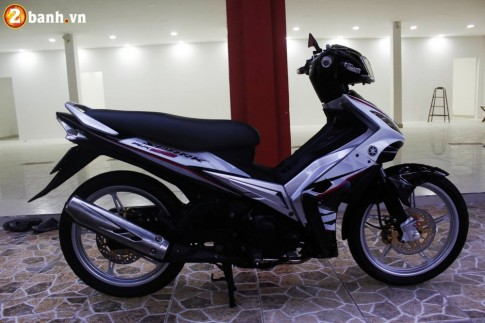 Exciter 135 dọn theo phong cách Spark 135i