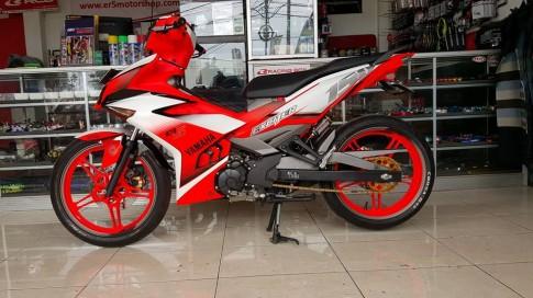 Exciter 150 Racing Boy cua biker nuoc ban