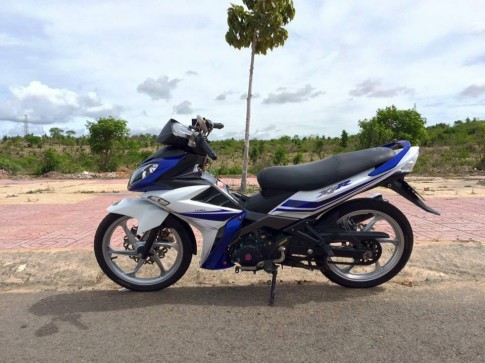 Exciter 2010 do bien the thanh X1R cuc ngau