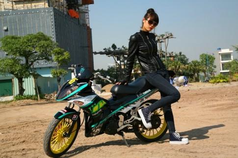 Exciter do X1R ben Thieu nu ca tinh tai Hai Duong