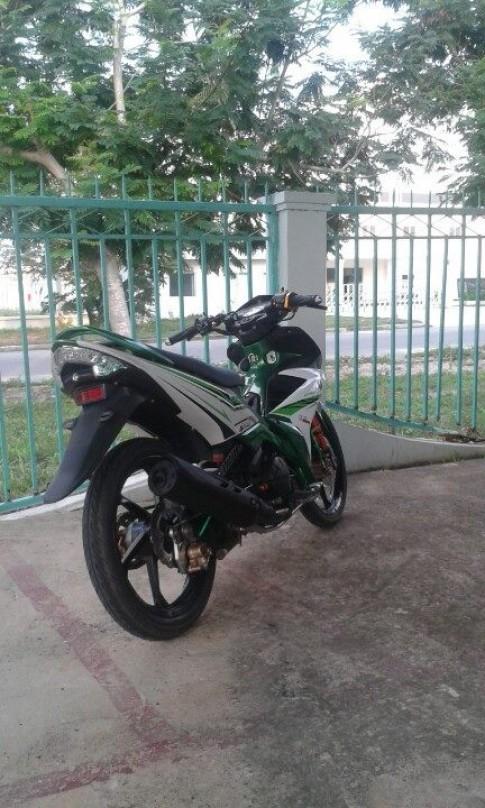 Exciter Full X1R thailan