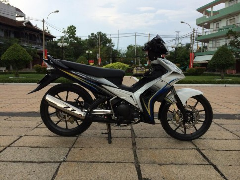 Exciter phong cach Spark 135i