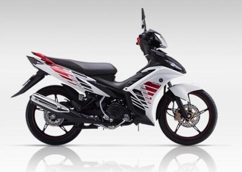 Exciter Rc Trang-do-den Phoi mau lai nhin qua tuoi chi voi 400k cho ae it tien don xe