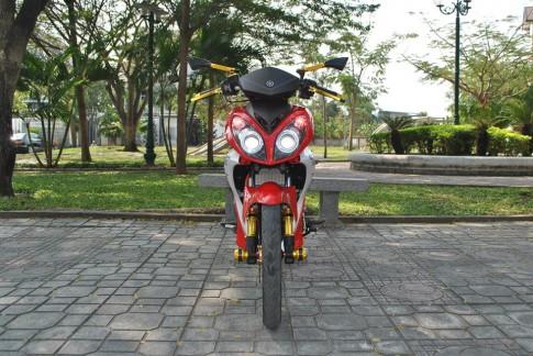 Exciter style X1R Nha Trang khoe sac