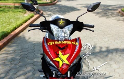 Exciter Viet Nam muon nam- Hot