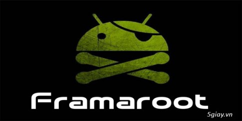 Framaroot v1.9.2 Apk Root truc tiep tren dien thoai Android