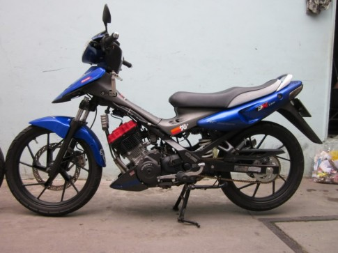 FX 125 cuc phong cach va ca tinh