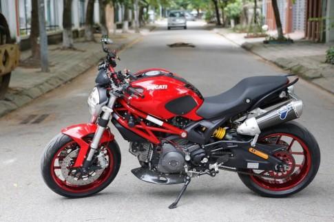Ga ban em Ducati Monster 795