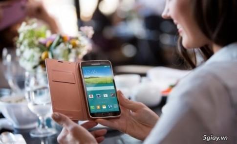 Galaxy S5 ban 16GB co 10,7GB bo nho kha dung