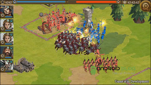 Game De che (Age of Empires) se co mat tren iOS, Android va WP vao mua he nay