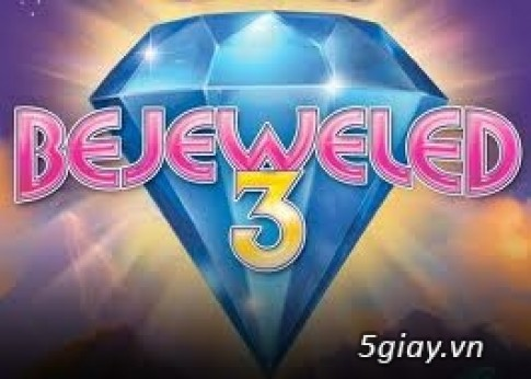 Game kim cuong Bejeweled 3 for Mac, game mini thu gian cho may Mac