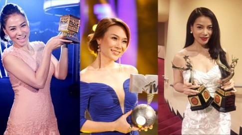 Giải thưởng quốc tế làm nức lòng công chúng của mỹ nhân Việt