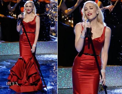 Gwen Stefani mac dep nhat tuan voi dam duoi ca