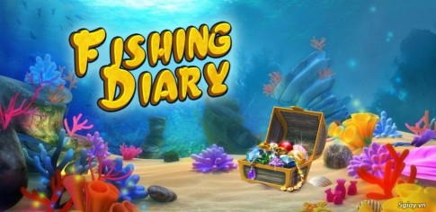 Hack Fishing Diary Full Coin va So - game ban ca hay nhat tren Android
