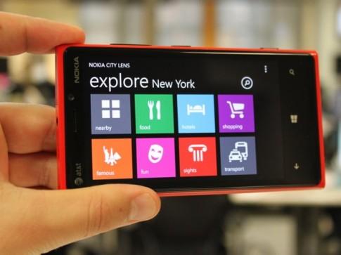 """""""Hacker"""" đã có thể Interop Unlock chiếc Nokia Lumia 920"""