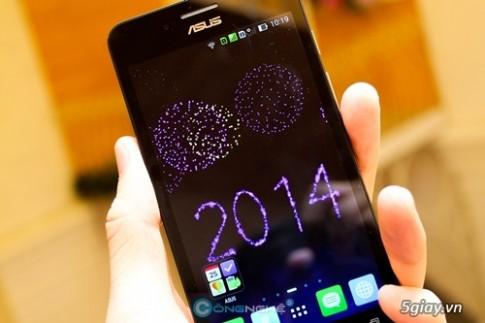 [Hands on] Asus ZenFone 5: thiết kế tốt, hiệu năng khá