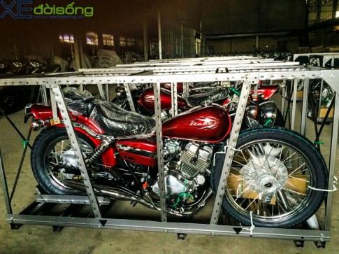 Hang hiem Honda Rebel 250 2015 bat ngo xuat hien tai Ha Noi