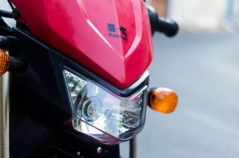 Hàng hiếm - Kawasaki KSR 2013 - K độc nhưng hiếm