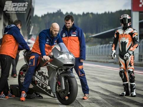 Hãng KTM sẽ tham gia MotoGP vào năm 2017