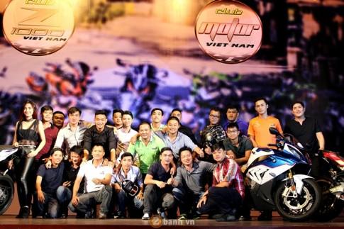Hang loat Motor PKL tu hop mung sinh nhat Club Motor Viet Nam (Club Z1000 Viet Nam)