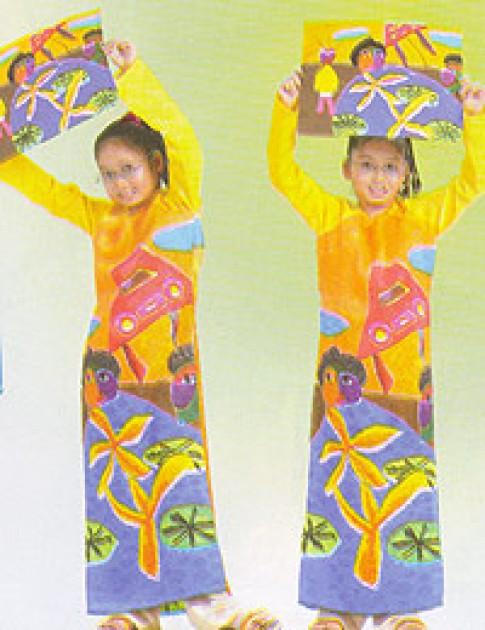 Hành trình 30 năm của áo dài Việt