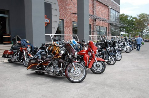 Harley-Davidson bao tri xe tai Ha Noi 3 ngay tu 02/04 tro di, Fans Club Ha noi nhanh tay nhe anh em.