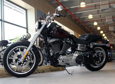 Harley-Davidson Low Rider 2014 hơn 600 triệu đồng tại Việt Nam