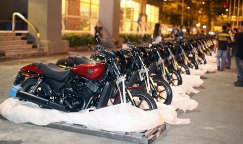 Harley-Davidson Street 750 co gia ban 305 trieu dong tai Viet Nam