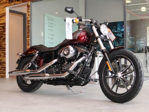 Harley-Davidson Street Bob Special 2014 đặc biệt tại Việt Nam