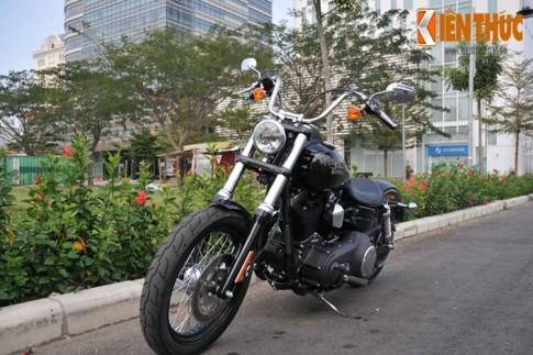 Harley Davidson Street Bob - thời trang cổ điển tại đất Việt