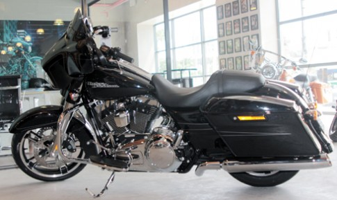 Harley-Davidson Street Glide Special 2015 chiec moto tien ty tai SG