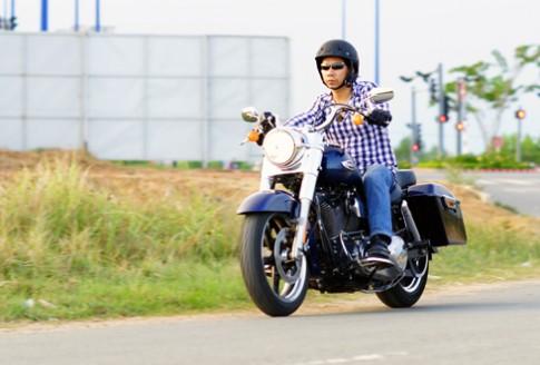 Harley-Davidson Switchback chi danh cho dai gia